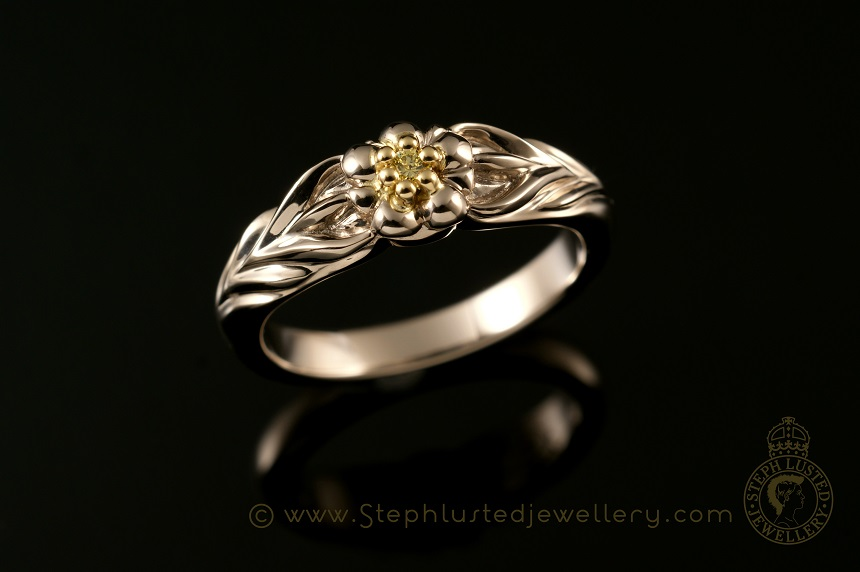 Edelweiss_Engagement_Ring_StephLustedJewellery