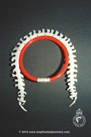 Skeletal Necklace No.2