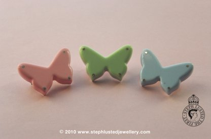 Mini Butterfly Brooches