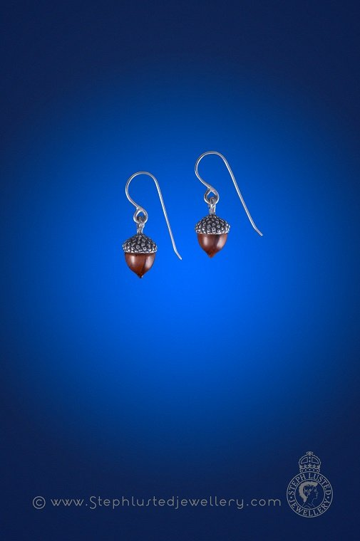 Acorn_Earrings