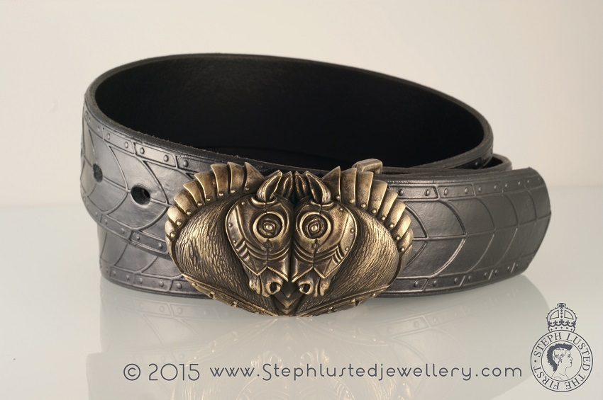 Armoured_Horses_Belt_Buckle_StephLustedJewellery