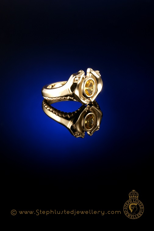 Double_Headed_Snake_Ring_Gold