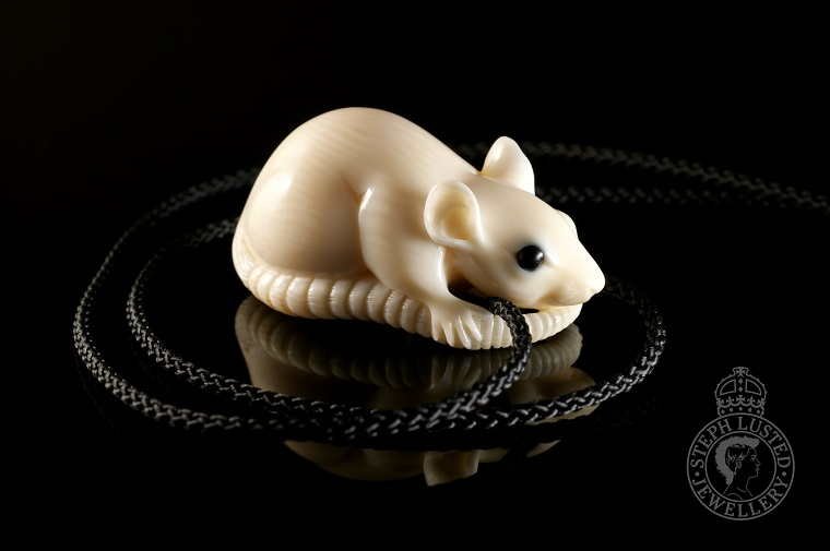 Rat_Objet_D_Art_Necklace