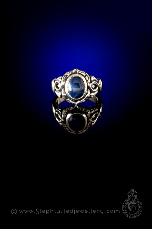 Star_Sapphire_Ring_Front_View