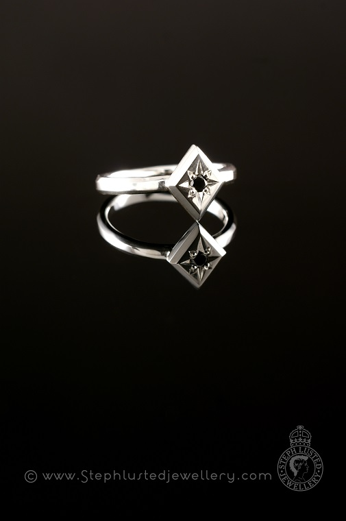 Star_Set_Ring_Black_Diamond_Sterling_Silver
