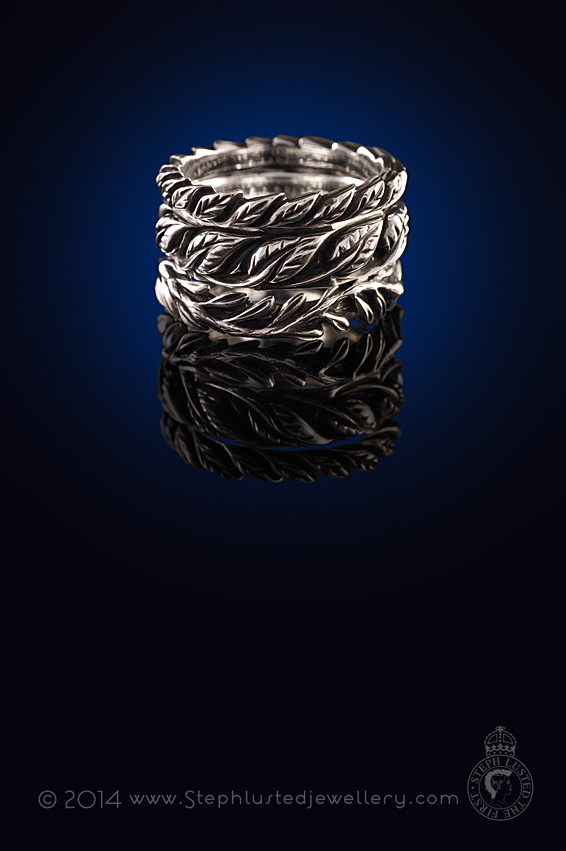 Woodlands_Silver_Rings_Steph_Lusted_Jewellery