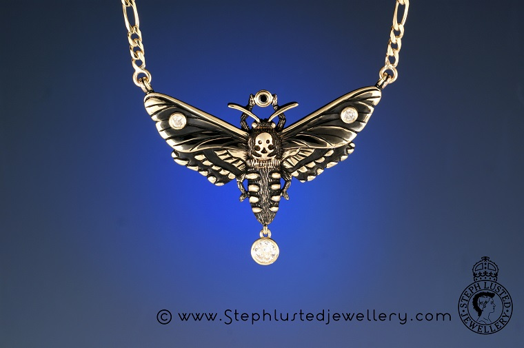 Death_Head_Hawk_Moth_Necklace_Commission