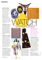 Style Magazine article