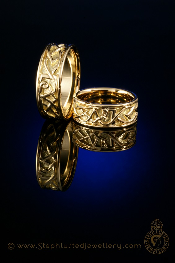 A&K_Unique_Celtic_Wedding_Bands_StephLustedJewellery