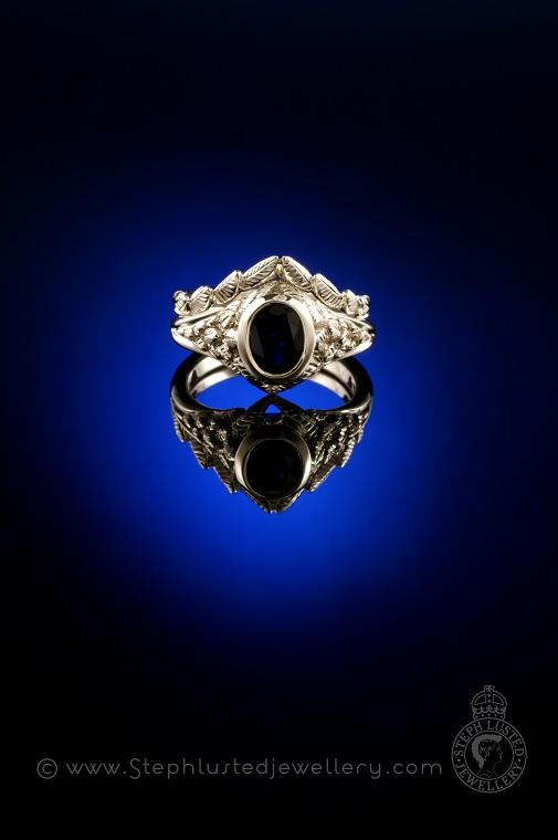 Feather_Engagement_&_Wedding_Ring_Set
