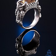Royal Owl Ring
