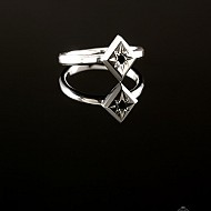 Star Set Ring